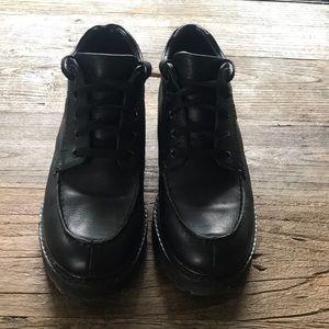Johnston & Murphy Shoes - Johnston & Murphy Black Leather goreTex Boots 10.5